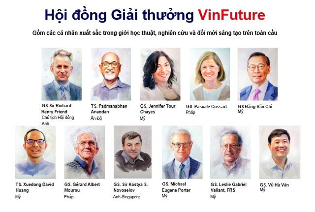Giới khoa học toàn cầu trên 60 quốc gia, 6 châu lục tranh giải VinFuture - Ảnh 2.