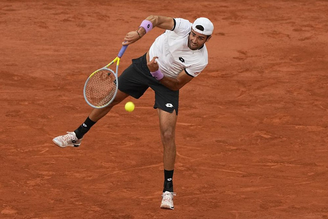 Djokovic hẹn Nadal ở bán kết Pháp mở rộng 2021 - Ảnh 1.