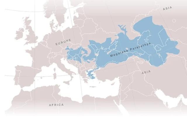 Hồ cổ đại Paratethys - hồ lớn nhất trong lịch sử Trái đất - ảnh 1