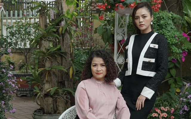 Thu Quỳnh được khen xinh như hoa hậu trong Hương vị tình thân - Ảnh 11.