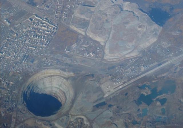 Hố va chạm thiên thạch Popigai chứa hàng nghìn tỷ carat kim cương - Ảnh 2.