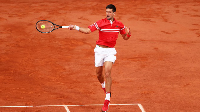 Djokovic hẹn Nadal ở bán kết Pháp mở rộng 2021 - Ảnh 3.