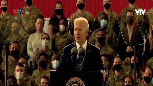 Tổng thống Mỹ Joe Biden lần đầu công du châu Âu, tham gia hàng loạt sự kiện - ảnh 1