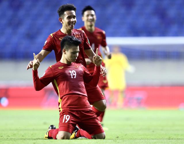 ĐT Việt Nam sáng cửa đi tiếp tại vòng loại World Cup 2022 - Ảnh 3.