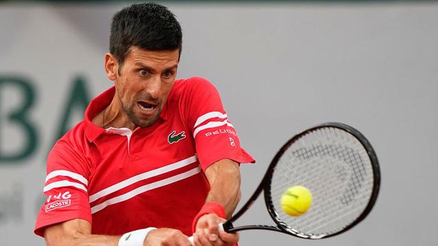 Djokovic hẹn Nadal ở bán kết Pháp mở rộng 2021 - Ảnh 2.