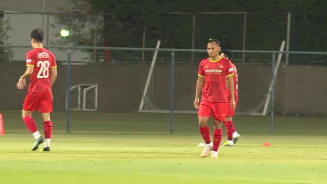 ĐT Việt Nam sẵn sàng cho trận gặp ĐT Malaysia - Ảnh 1.