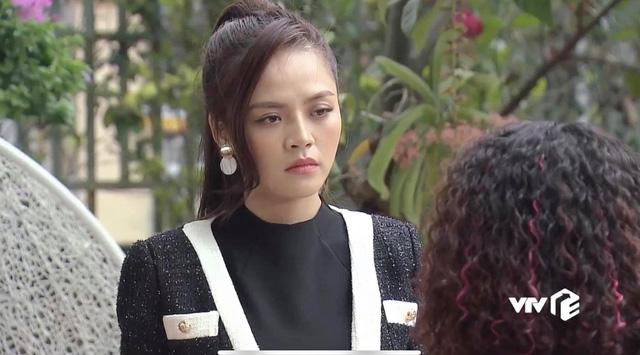 Thu Quỳnh được khen xinh như hoa hậu trong Hương vị tình thân - Ảnh 12.