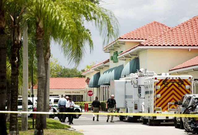 Xả súng tại cửa hàng tiện lợi ở Florida (Mỹ), 3 người tử vong - ảnh 1