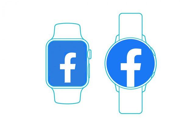 Smartwatch đầu tiên của Facebook sẽ có camera tháo rời - ảnh 1