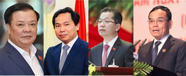 38 Bí thư tỉnh ủy, thành ủy, 3 Chủ tịch tỉnh trúng cử ĐBQH khóa XV - Ảnh 1.