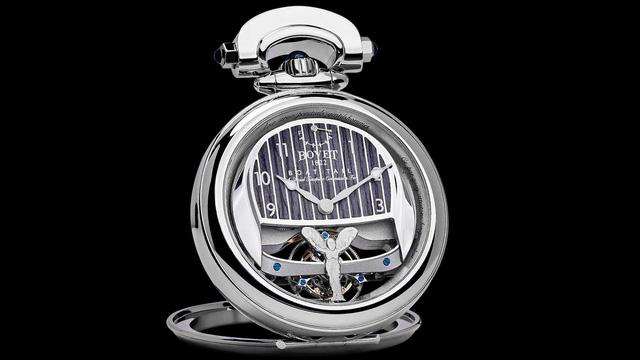 Mất 3.000 giờ để chế tác chiếc đồng hồ trên mẫu xe đắt nhất thế giới - Ảnh 3.