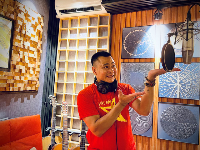 Hơn 50 nghệ sĩ hòa giọng trong MV Sức mạnh Việt Nam - Ảnh 5.