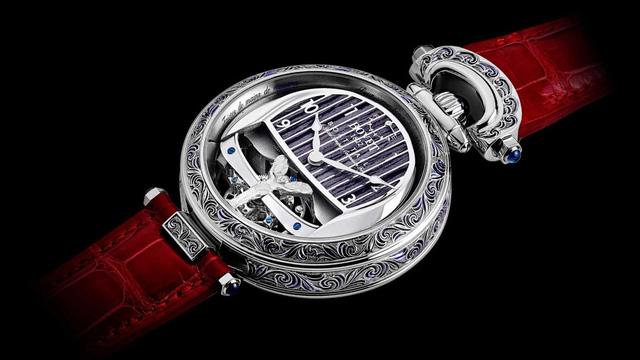 Mất 3.000 giờ để chế tác chiếc đồng hồ trên mẫu xe đắt nhất thế giới - Ảnh 5.
