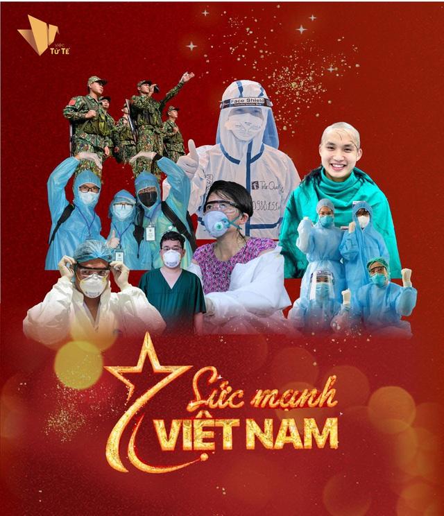 Hơn 50 nghệ sĩ hòa giọng trong MV Sức mạnh Việt Nam - Ảnh 7.