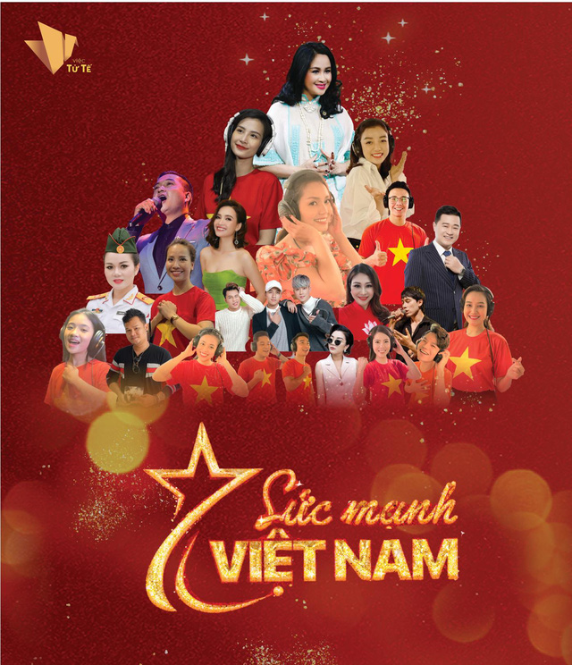 Hơn 50 nghệ sĩ hòa giọng trong MV Sức mạnh Việt Nam - Ảnh 8.