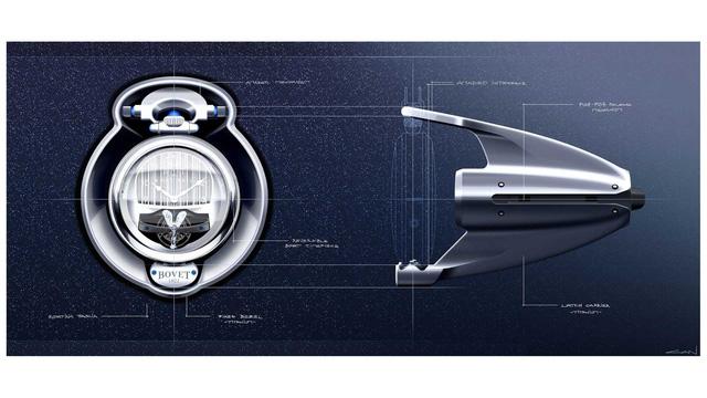 Mất 3.000 giờ để chế tác chiếc đồng hồ trên mẫu xe đắt nhất thế giới - Ảnh 8.