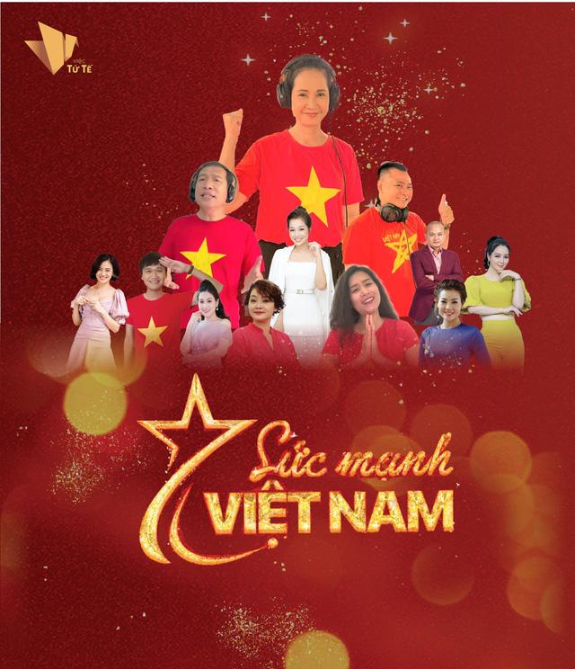 Hơn 50 nghệ sĩ hòa giọng trong MV Sức mạnh Việt Nam - Ảnh 9.