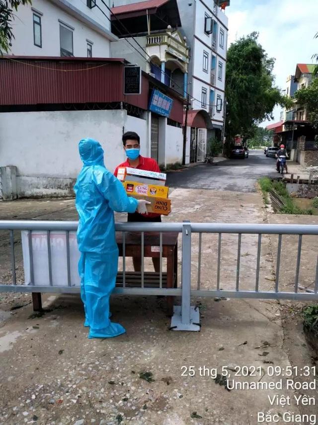 Chuyển phát nhanh J&T Express tiếp sức cùng Việt Nam chống dịch COVID-19 - Ảnh 4.