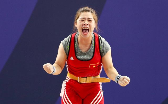 Cử tạ Việt Nam giành 3 vé đến Olympic Tokyo - Ảnh 3.