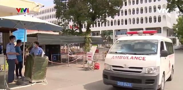 Tìm nguồn lây cho Bệnh viện Bệnh Nhiệt đới tại TP Hồ Chí Minh - Ảnh 1.