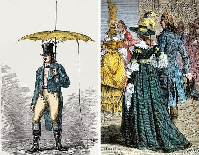 Những xu hướng thời trang điên rồ từng làm mưa làm gió - Ảnh 3.