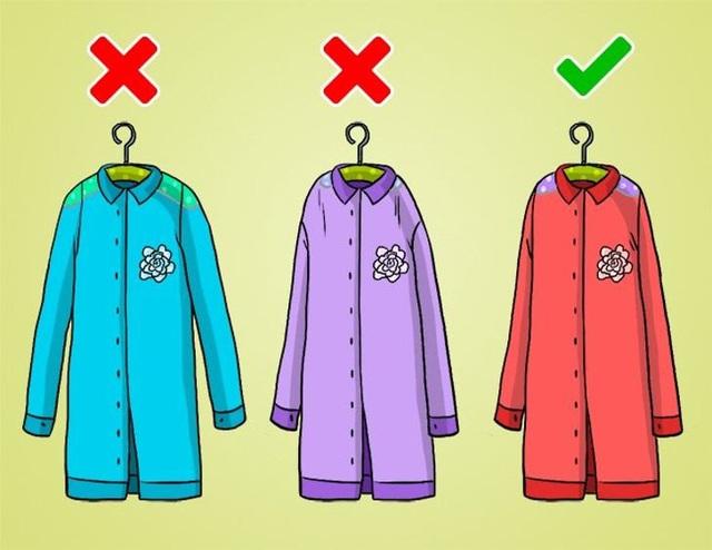 9 sai lầm hầu như ai cũng mắc phải khi cất giữ quần áo - ảnh 3