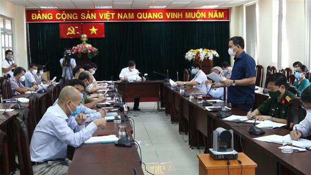Quận Gò Vấp đề nghị nới lỏng việc giãn cách xã hội - Ảnh 1.