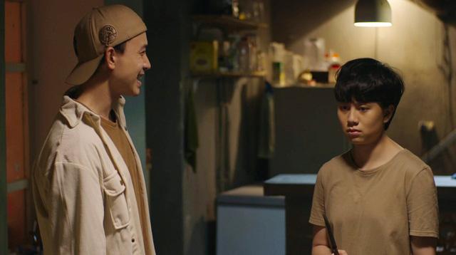 Diễn viên Anh Vũ ngượng ngùng tiết lộ về nụ hôn đầu tiên trên phim - Ảnh 2.