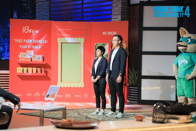 Shark Tank Việt Nam: Vì sao Startup thực phẩm 2.0 từ chối nhận đầu tư của 2 Shark? - Ảnh 1.