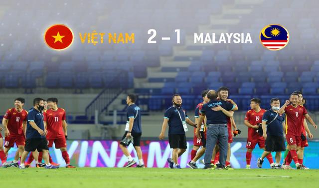 Chiến thắng lần 2 trên sân UAE: Dinh dưỡng vàng đồng hành cùng chiến thắng của đội tuyển Việt Nam - Ảnh 1.