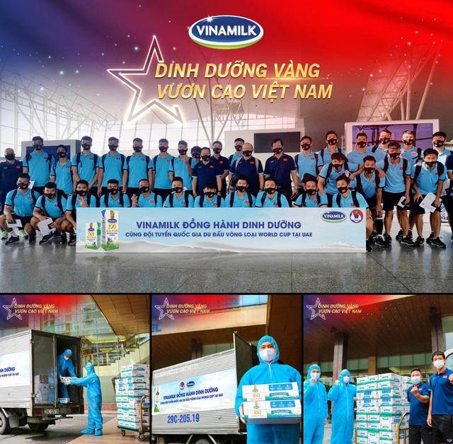 Chiến thắng lần 2 trên sân UAE: Dinh dưỡng vàng đồng hành cùng chiến thắng của đội tuyển Việt Nam - Ảnh 3.