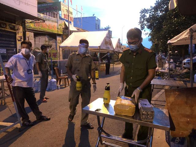 TP Hồ Chí Minh: Phong tỏa 14 block chung cư Ehome 3 với khoảng 7.600 cư dân - Ảnh 2.