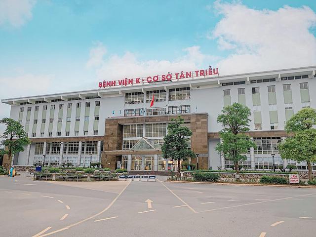 Gỡ bỏ phong toả Bệnh viện K cơ sở Tân Triều - Ảnh 2.