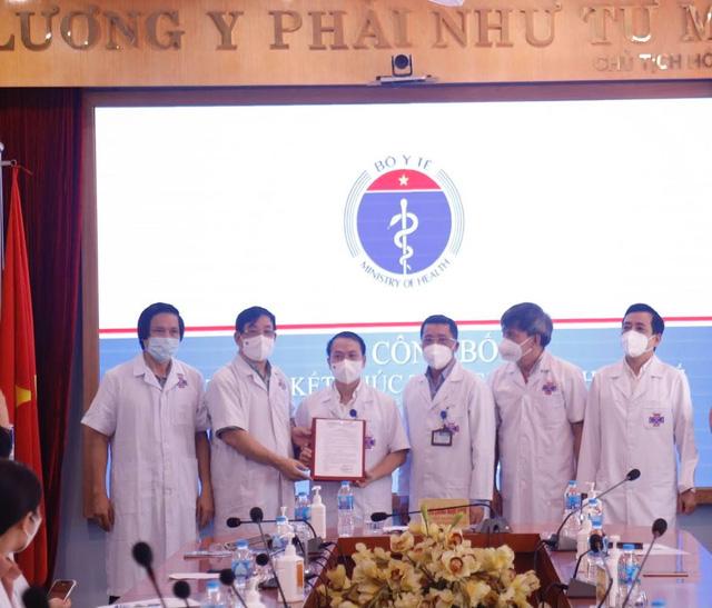 Gỡ bỏ phong toả Bệnh viện K cơ sở Tân Triều - Ảnh 3.