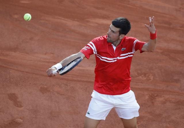 Ngược dòng ngoạn mục trước Tsitsipas, Djokovic vô địch Pháp mở rộng 2021 - Ảnh 4.