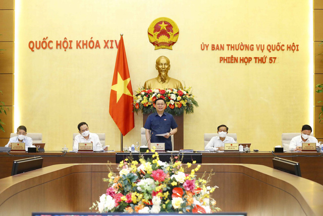 Kỳ họp thứ nhất Quốc hội khóa XV dự kiến  khai mạc ngày 20/7 - Ảnh 1.