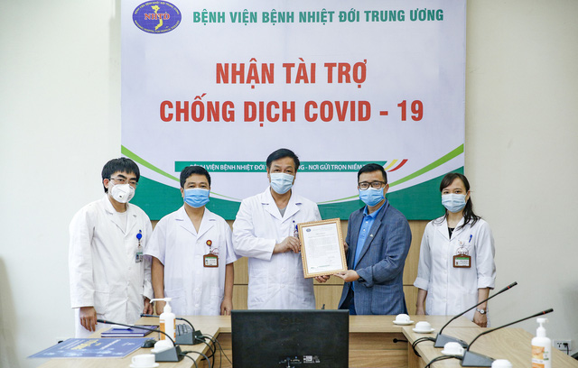 CMC tiếp sức cùng cả nước chống dịch COVID-19 - Ảnh 5.