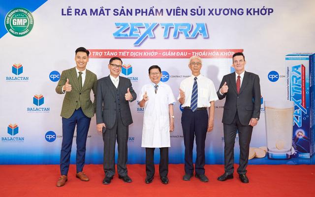 Đột phá công nghệ mới trong bào chế viên sủi xương khớp Zextra - Ảnh 1.