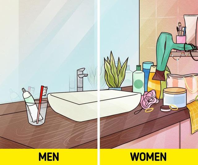 """8 thói quen giúp cuộc sống của đàn ông """"dễ dàng"""" hơn phụ nữ - Ảnh 3."""