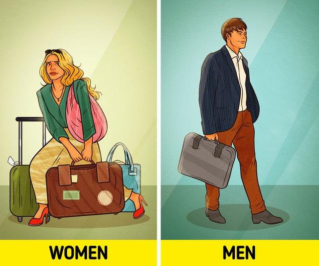 """8 thói quen giúp cuộc sống của đàn ông """"dễ dàng"""" hơn phụ nữ - Ảnh 6."""