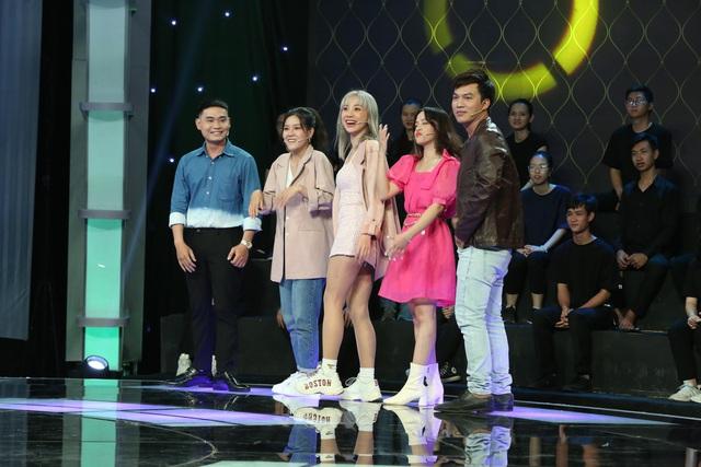 """Dù vắng mặt nhưng Võ Hoàng Yến vẫn bị Ngô Kiến Huy """"nói xấu"""" trên sóng truyền hình - Ảnh 1."""