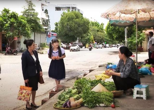 NSND Kim Xuân vào vai bà nội bỏ tiền mua cháu ruột từ người mẹ vô tâm - Ảnh 5.