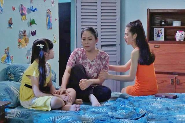 NSND Kim Xuân vào vai bà nội bỏ tiền mua cháu ruột từ người mẹ vô tâm - Ảnh 4.