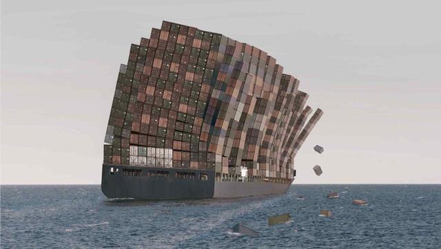 Hết khát container, kẹt tàu ở Suez, vận tải biển sắp khủng hoảng lần 3 - Ảnh 1.