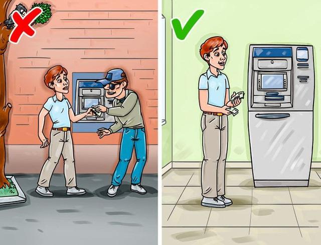 10 mẹo hay để bảo vệ tài sản của bạn khỏi kẻ móc túi - Ảnh 1.