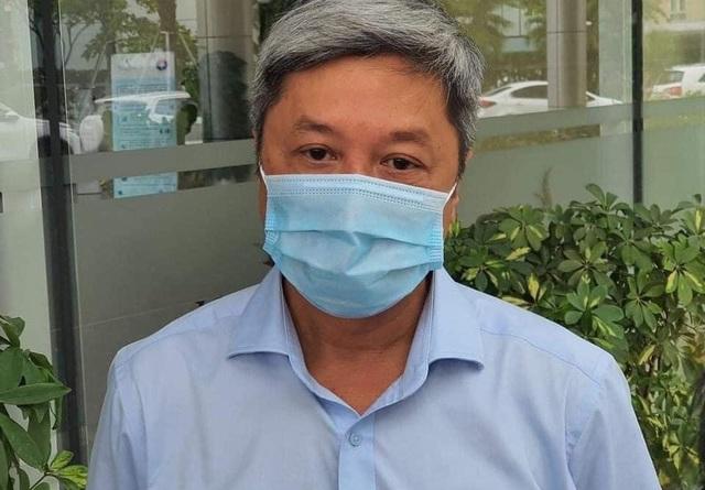 Thứ trưởng Nguyễn Trường Sơn lên tiếng về thông tin TP Hồ Chí Minh phát hiện biến chủng mới - Ảnh 1.