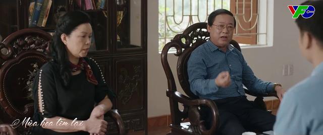 Mùa hoa tìm lại - Tập 11: Bố khuyên từ bỏ Lệ với lý lẽ thuyết phục, Việt sẽ xuôi theo? - Ảnh 2.
