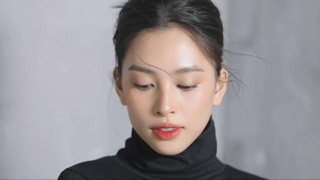 Vẻ đẹp trong veo của Hoa hậu Tiểu Vy - Ảnh 3.