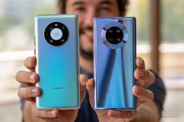 Huawei dừng ra mắt dòng smartphone cao cấp - Ảnh 2.
