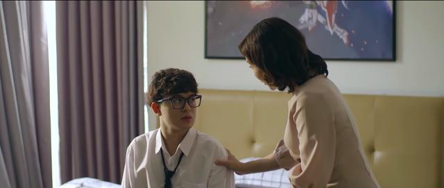 Hãy nói lời yêu - Tập 20: Nếu không đứng thứ Nhất kỳ thi học sinh giỏi, Minh sẽ chịu trận lôi đình từ bà Hoài? - Ảnh 3.